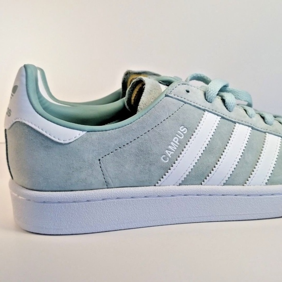 on sale 85911 0273f Adidas Originals Campus Adicolor Casual Ash Green